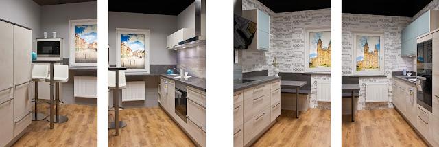 Küchen auf 8 qm - Beispiele