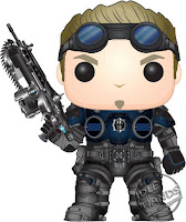 Toy Fair 2017 Funko Gears of War Wave 2 Pops