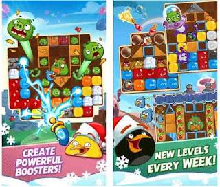 Angry Birds Blast Mod Apk v1.2.5 (Unlocked All Levels)