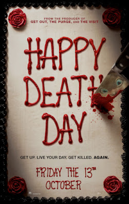 Happy Death Day - Poster & Trailer
