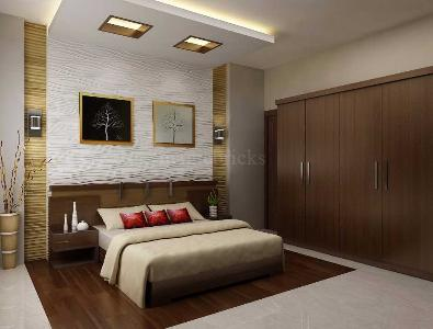 Modern Wall Decorating Ideas Behind The Bed