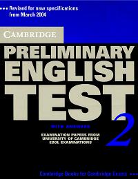 PET B1 Cambridge English: Preliminary test, Listening