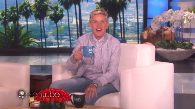 Ellen DeGeneres is a genius to sell her merchandise on 4/20 celebration