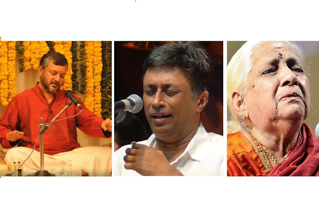 Navarathri Sangeetholsavam _ Navarathri Music Festival at Thiruvananthapuram