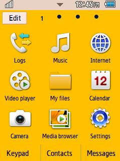 simsimi for samsung corby s3850
