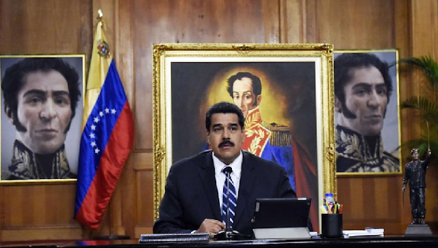 Maduro recuerda el legado de Simón Bolívar en el 233 aniversario de su nacimiento