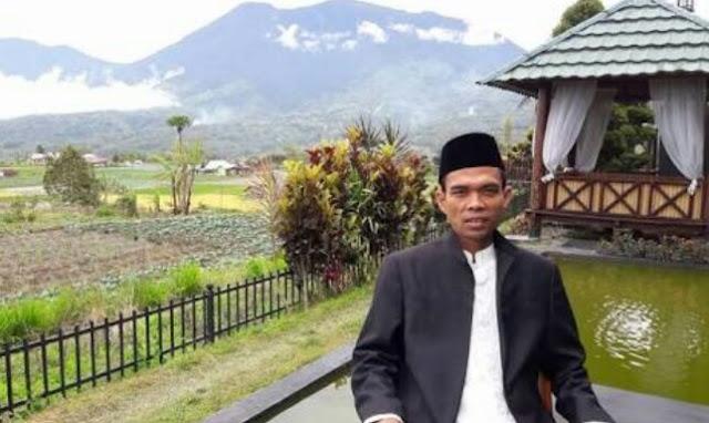 Ustaz Abdul Somad Lc, MA Tak Bisa Hadiri Undangan Keluarga Jokowi Karena Jadwal Penuh  Hingga 2019