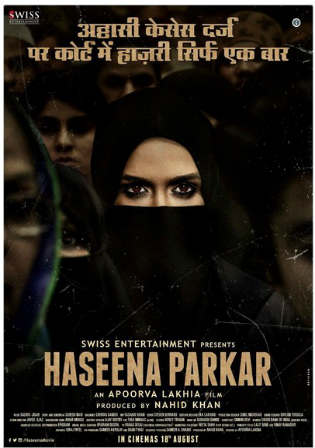 Haseena Parkar 2017 DVDRip 850Mb Hindi Movie x264 Watch Online Free bolly4u