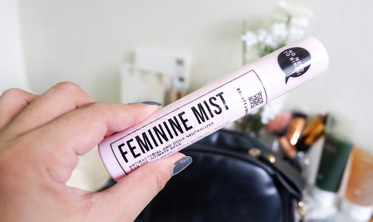 BEAUTY LIBRARY: FEMININE MIST ANTIBACTERIAL AND ODOR NEUTRALIZER