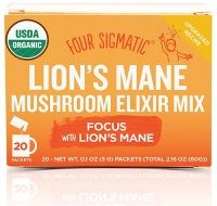 Four Sigmatic Lion's Mane Elixir Coupon