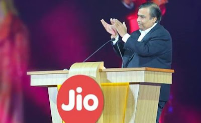 Reliance jio recharge pack offer 2017