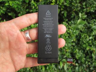 baterai iPhone 5s