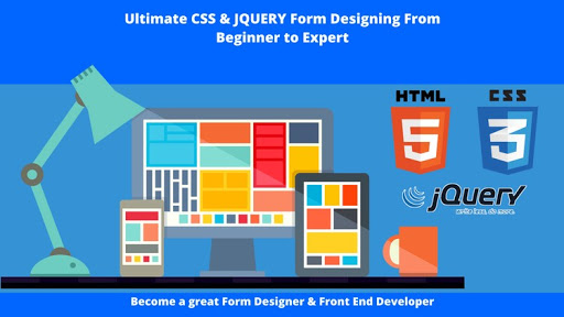 Ultimate css jquery form designing from beginner to expert description ccuart Choice Image