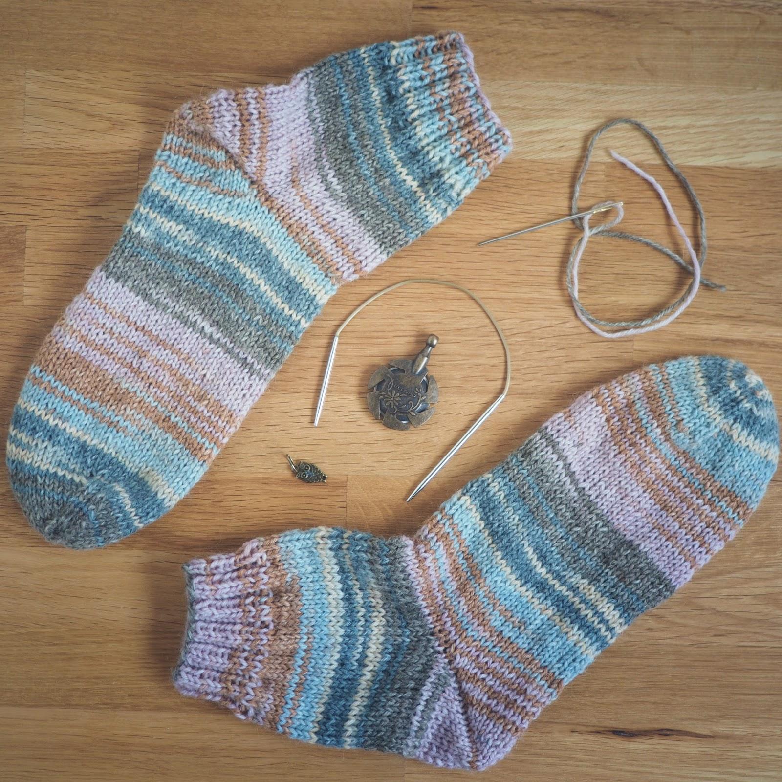 Addi Sockenwunder mit 6-fach Sockenwolle