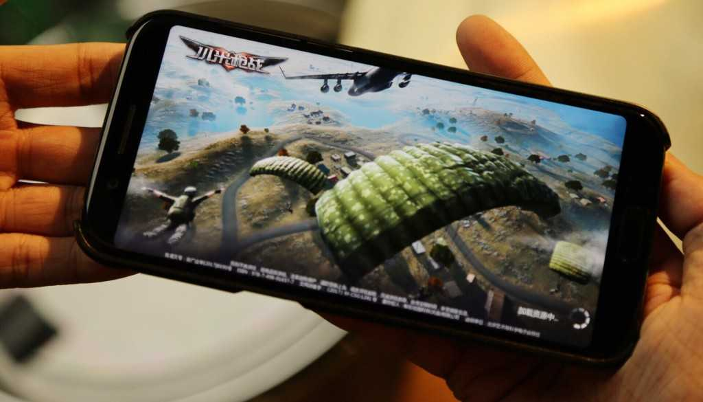 Best Android Gaming Phones For 2018 - Xiaomi Black Shark
