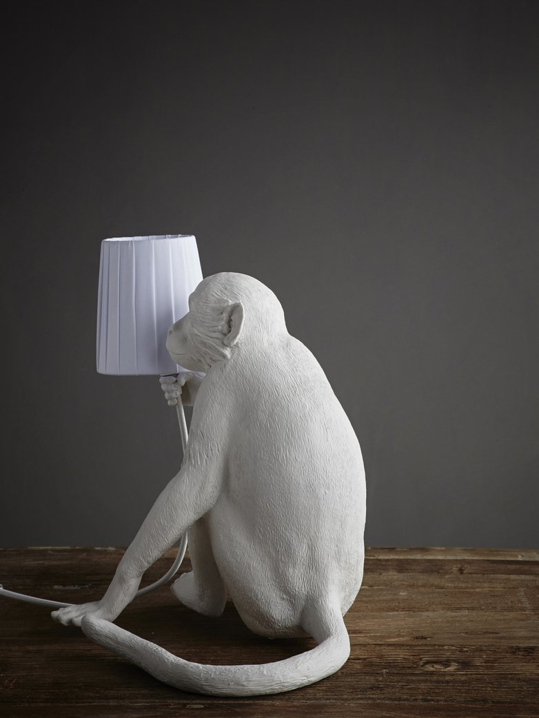 monkey vloerlamp