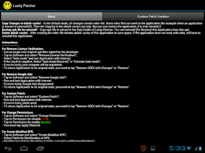 Lucky Patcher Android 3