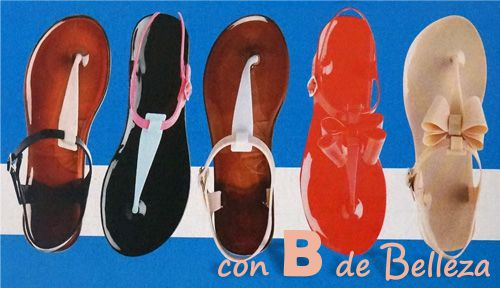 Chanclas julio Elle