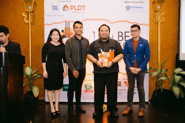 Best Cebu Personal Blogger of 2017 - Andrew Philip Mayol