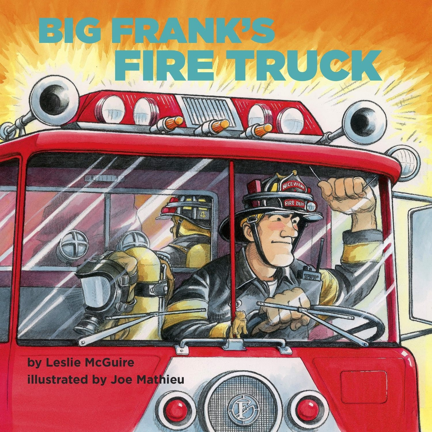 fire safety book for kids