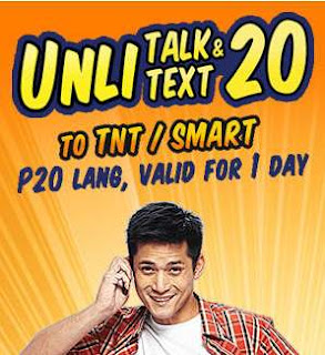 Talk N Text Unli Call & Text 1 Day