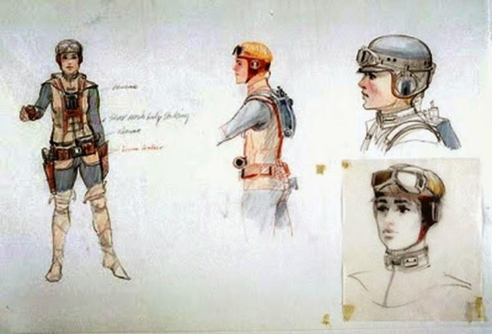 Ralph McQuarrie Concept