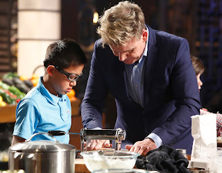'MasterChef Jr': Top 20 Junior cooks are revealed