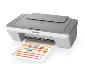 Canon PIXMA MG2460 Driver Download, Wireless Inkjet and Review