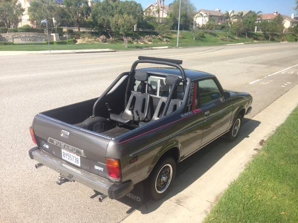 fully restored 1978 subaru brat auto restorationice. Black Bedroom Furniture Sets. Home Design Ideas