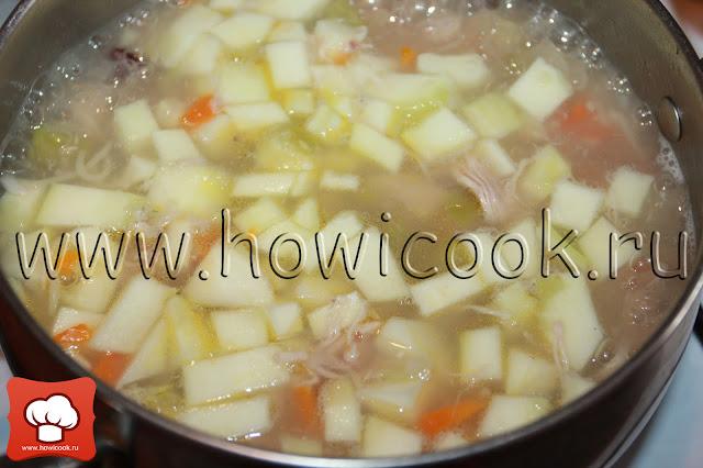 рецепт вкусного супа с кабачками с пошаговыми фото