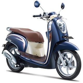 https://dunialovers.blogspot.com - /2016/11/harga-motor-honda-scoopy.htmlHarga Motor Honda Scoopy Uptown Blue
