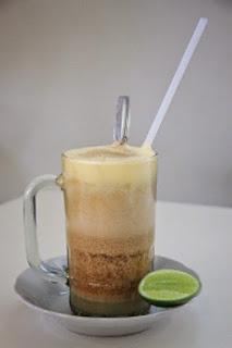 Cara membuat teh talua khas Padang