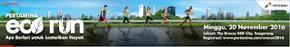 Lomba Lari Eco Run Dari Pertamina 2016