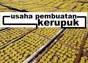 Data Alamat UMKM Krupuk Uyel SBY