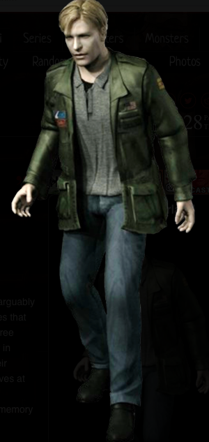 Silent Hill 2 2 Characters And Monsters