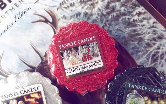 Odrobina zimy... :) Yankee Candle - The Perfect Christmas - Czytaj więcej »