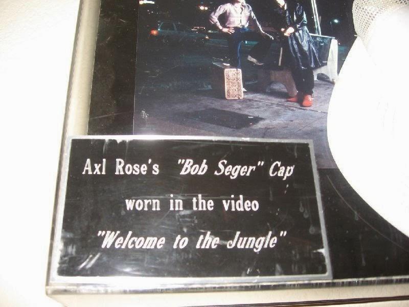 Guns n Roses rarities