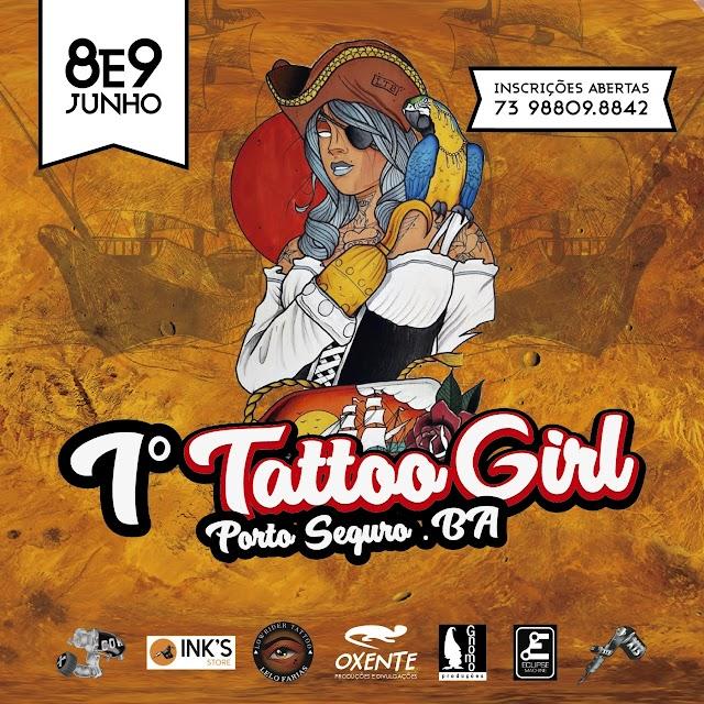 Mulheres tatuadoras invadem Porto Seguro