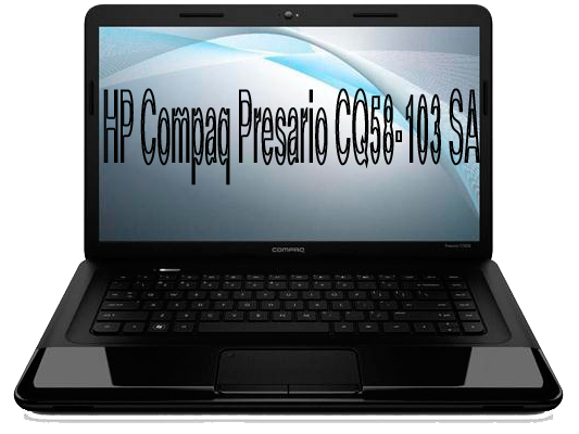 driver wifi hp compaq cq58
