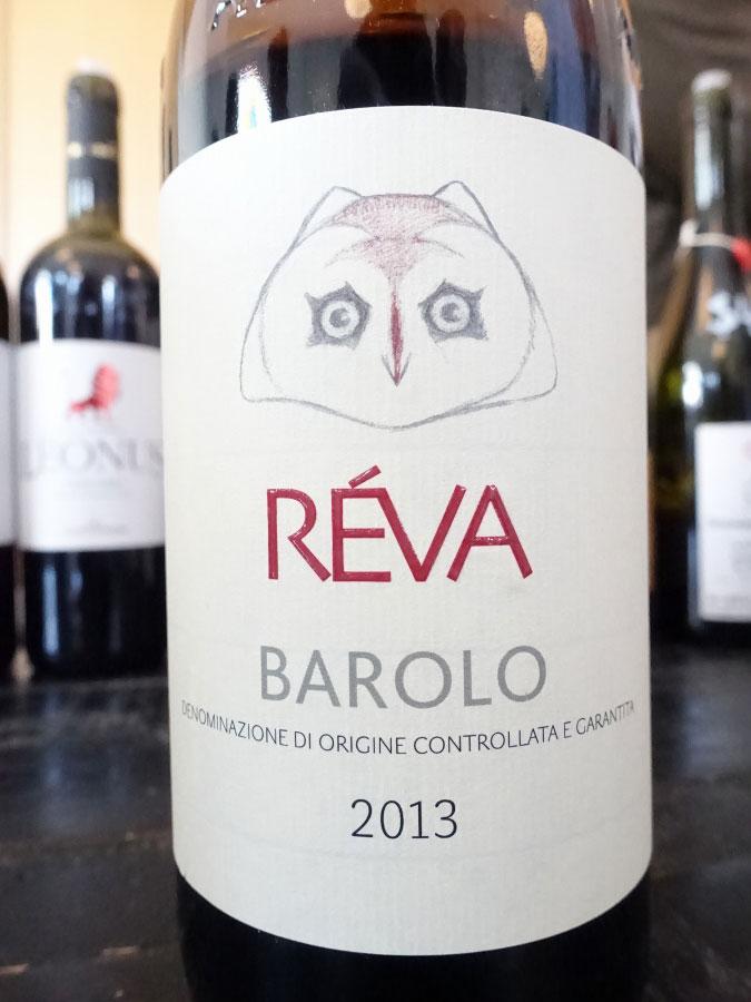 Réva Barolo 2013 (92 pts)