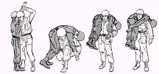 نقل-إبعاد-المصاب-Emergency-carry-injured