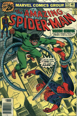 Amazing Spider-Man #157, Dr Octopus