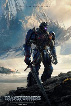 BİR CYBERTON ZAFERİ : TRANSFORMERS 5 : THE LAST KNIGHT