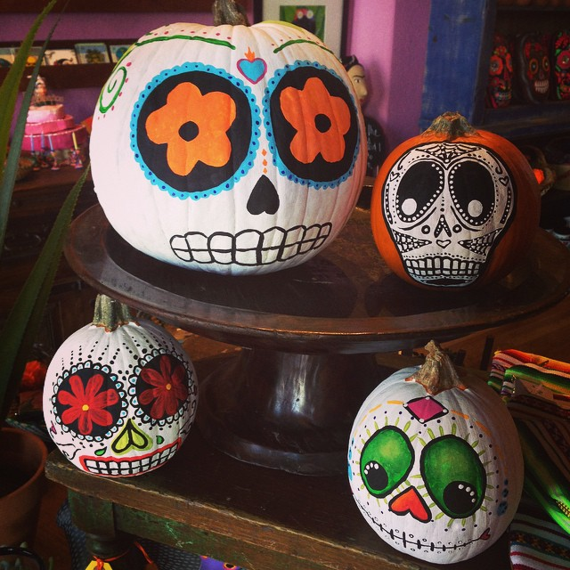Artelexia: Day of the Dead Workshops at Casa Artelexia ...