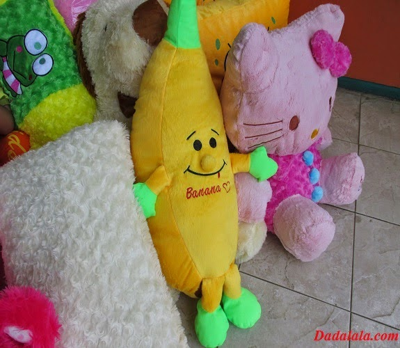 Boneka Banana : Dadalala.com