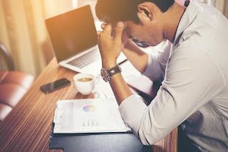 financial unstability in job