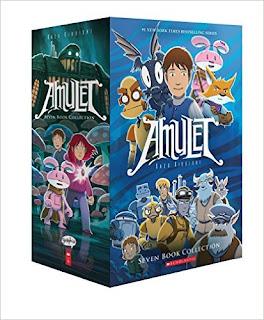 Amulet #1-7 Box Set PDF