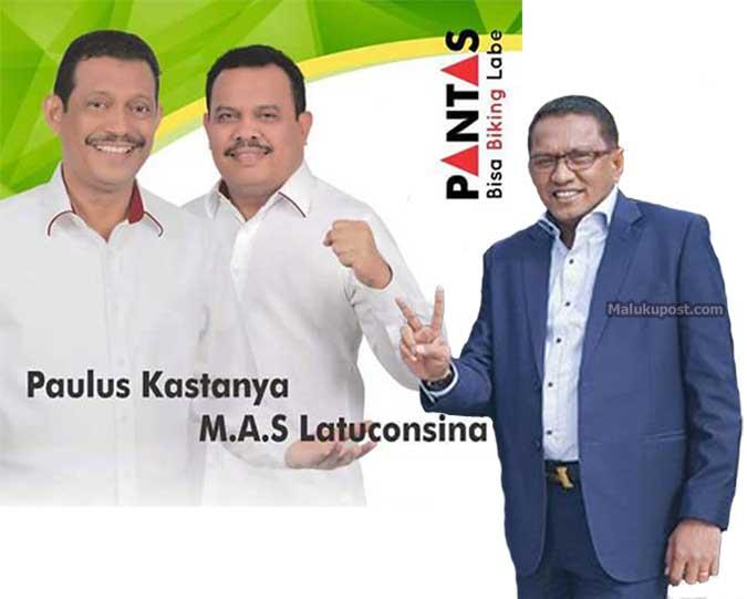 "Ambon, Malukupostcom - Tim Pemenangan calon Wali Kota dan Wakil Wali Kota Ambon, Paulus Kastanya dan Muhammad Armys Syarif ""Sam"" Latuconsina yang memakai sebutan ""PANTAS"" menyatakan elektabilitas pasangan ini terus meningkat. ""Berdasarkan evaluasi sosialisasi maupun kampanye dialogis yang dilakukan sejak 28 Oktober 2016, maka dipastikan elektabilitas PANTAS semakin meningkat,"" kata Ketua Tim Pemenangan ""PANTAS"", Edwin Huwae, di Ambon, Kamis (10/11). Hanya saja, dia tidak merinci tingkat elektabilitas dicapai pasangan ""PANTAS"" saat ini, yang pada Pilkada 2017 bersaing dengan pasangan Richard Louhenapessy - Syarif Hadler yang memakai sebutan PAPARISA BARU. ""Bisa dipastikan tingkat elektabilitas 'PANTAS' dan ""PAPARISA BARU"" saat ini seimbang dengan intensifnya delapan partai politik (Parpol) pengusung maupun satu pendukung melakukan sosialisasi maupun kampanye dialogis yang meyakinkan masyarakat melalui program pro rakyat,"" ujarnya. Edwin, yang Ketua DPD PDI Perjuangan Maluku itu, mengemukakan, bersama Parpol pengusung lainnya yakni Gerindra, Demokrat, Hanura, PKB, PBB, PKS dan PAN serta PKPI sebagai pendukung, yakin PANTAS akan memenangkan Pilkada 2017 mendatang. ""Kami pun mengerahkan seluruh struktur Parpol, simpatisan dan relawan agar bekerja keras dalam rangka memenangkan pasangan 'PANTAS"" saat Pilkada 2017,"" katanya. Dia mengemukakan, tidak benar isu berkembang bahwa ada jajaran struktur Parpol pengusung maupun pendukung yang menghambat kerjasama untuk memenangkan ""PANTAS"". ""Semua komponen sudah bekerja bersama sehingga peluang 'PANTAS' menjadi Wali Kota dan Wakil Wali Kota Ambon semakin besar,"" tandas Edwin. Calon Wali Kota Ambon, Paulus mengatakan, seluruh fungsionaris, kader dan simpatisan Parpol telah memberikan dukungan penuh melalui kerja keras untuk memenangkan Pilkada 2017. ""Saya tidak meragukan solidnya kinerja dari Parpol pengusung maupun pendukung untuk memenangkan 'PANTAS'. Apalagi, saya adalah bagian dari PDI Perjuangan,"" katanya. Senada dengan Paulus"