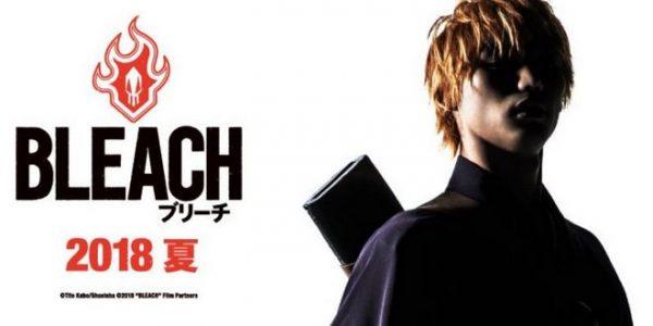 Bleach: live-action ganha primeira imagem oficial!