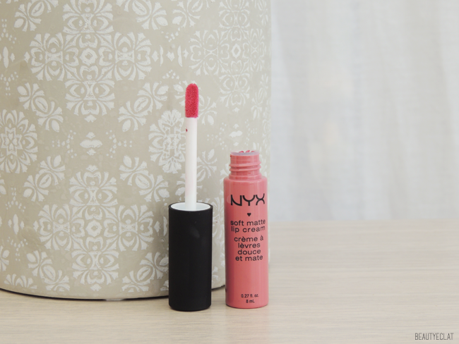 NYX Soft matte lip cream milan
